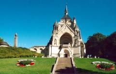 Château de Sept-Saulx -  Memorial des batailles de la Marne 2005