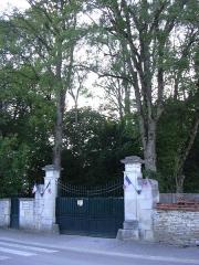 Maison dite la Boisserie - English: Domain «la Boisserie», that was owned by General de Gaulle, in Colombey-les-deux-églises.
