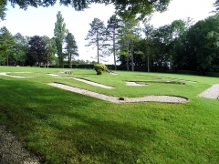 Maison dite la Boisserie - Français:   Parc de La Boisserie, à Colombey-les-Deux-Églises
