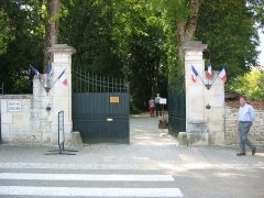 Maison dite la Boisserie - Français:   La Boisserie - Résidence  Du généralle De Gaule à Colombey les 2 églises