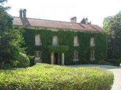 Maison dite la Boisserie - Français:   La Boisserie - Résidence du général de Gaulle à Colombey-les-Deux-Églises