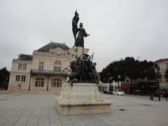 Théâtre municipal -  52100 Saint-Dizier, France