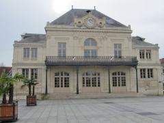 Théâtre municipal -  theatre Saint Dizier