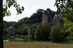 Moulin de Thévalles (également sur commune de Saulges) -  Château et moulin de Thévalles (Chémeré-le-Roi, Mayenne)