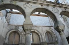 Synagogue - Deutsch:   Synagoge in Toul im Département Meurthe-et-Moselle (Lothringen/Frankreich)
