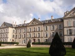 Ancienne gendarmerie - Français:   Infoma de Nancy, centre de formation du ministère de l\'Agriculture