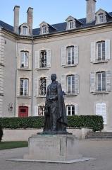 Ancienne gendarmerie -  Hubert Lyautey (1854 - 1934), Nancy