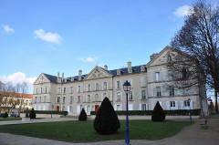 Ancienne gendarmerie -  Nancy, Lorraine, France