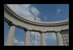 Cimetière américain -  American Monument near St Mihiel