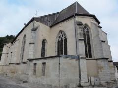 Eglise Saint-Calixte - Français:   Église Saint-Calixte de Savonnières-devant-Bar