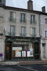 Pharmacie Malard - Français:   Pharmacie Malard à Commercy.