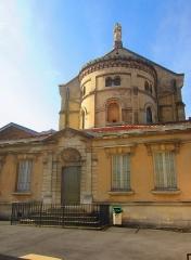 Chapelle de l'Institution Saint-Joseph - Français:   Chapelle st joseph Verdun