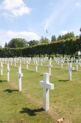 Cimetière américain et la chapelle de Meuse-Argonne -  Meuse-Argonne American Cemetery