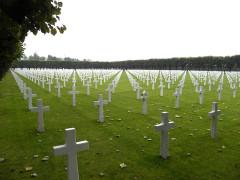 Cimetière américain et la chapelle de Meuse-Argonne - English: Meuse-Argonne American Cemetery