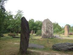 Site mégalithique des Pierres Droites -
