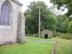 Chapelle Notre-Dame de Crénénan - English: cider cellar in Ploërdut, region Brittany