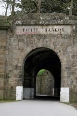 Enceinte urbaine -  Porte de Bangor à Palais