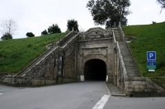 Enceinte urbaine -  Porte Vauban à Palais