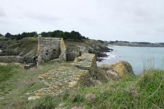Fort du Gros Rocher -  Ile gros rocher à Belle-Ile