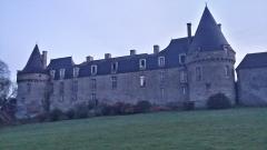 Château du Bois de la Roche - English: Le Chateau Coté Nord