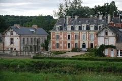 Château des Forges de Lanouée - Français:   Château des Forges de Lanouée
