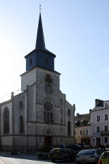 Église Saint-Géran -  Eglise de Palais