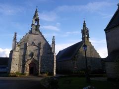 Chapelle Saint-Servais -  les 2 chapelles de plumergat