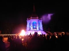 Mémorial des Bretons morts pour la France pendant la Première guerre mondiale -  pelerinage du 25 juillet 2013 a ste anne d'auray