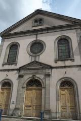 Synagogue - Deutsch: Synagoge in Phalsbourg im Département Moselle (Lothringen/Frankreich)