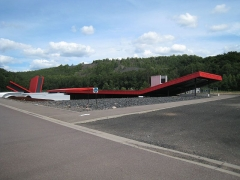Carreau minier Vuillemin-Wendel - English: Mining Museum in Carreau Wendel, Petite-Rosselle, France