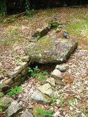 Nécropole mérovingienne -  Tombe de la nécropole d'Audun-le-Tiche