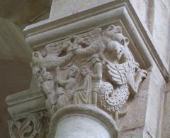 Eglise Saint-Alban - English: Saint-Alban churche, Lormes,  Burgundy, FRANCE