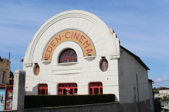Cinéma Eden - Français:   Cinéma Éden de Cosne-Cours-sur-Loire.