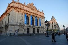 Opéra de Lille - Vue de la place du Théâtre, à Lille.