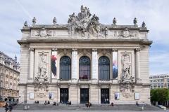 Opéra de Lille - L'Opéra de Lille, à Lille, France.
