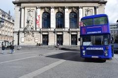 Opéra de Lille - Vue de Lille.