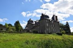 Château d'Hugémont -  Château d'Hugémont à Dompierre-sur-Helpe