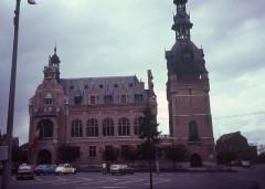 Hôtel de ville - Nederlands: Het gemeentehuis van Komen