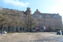 Hôtel de ville - Français:   Hôtel de ville de Lille.