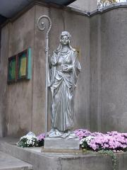 Eglise Saint-Pierre-Saint-Paul - English: Ste Aldegonde, patron of Maubeuge.