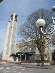 Eglise Saint-Pierre-Saint-Paul - Français:   Église Saint-Pierre-et-Saint-Paul de Maubeuge