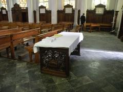 Eglise Notre-Dame du Tilleul ou église de Sous-le-Bois - Français:   Église Notre-Dame-du-Tilleul de Maubeuge