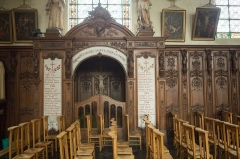 Eglise Saint-Martin - Nederlands: Eglise Saint-Martin d'Arnèke