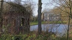 Château dit de l'Abbaye et parc de l'ancienne abbaye de Cysoing - Cysoing - Abbaye Sainte-Calixte