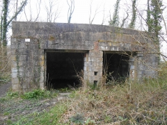 Base de lancement de V 1 du Bois des Huit Rues (également sur commune de Morbecque) - English: Base de lancement V1 - Wallon-Cappel - Atelier de rincage