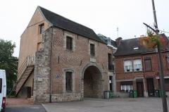 Ancien château comtal -  Le Quesnoy