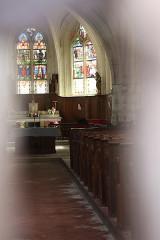 Eglise Saint-Aubin - Français:   Guignecourt - Eglise Saint-Aubin
