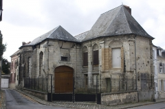 Eglise de la Madeleine - English:  Old disused Canon's Chapel, May lane.