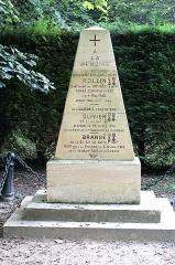 Clairière de l'Armistice - English: Glade of the Armistice, war memorial