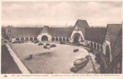 Marché couvert - Français:   Le Touquet-Paris-Plage - CP - Le marché couvert